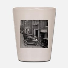 Ford Sales and Service Shot Glass