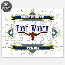 Fort Worth diamond Puzzle