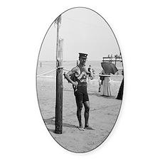 Brighton Beach Life Guard Decal