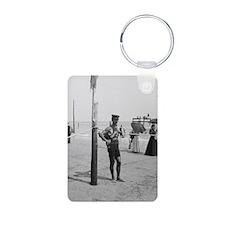Brighton Beach Life Guard Keychains