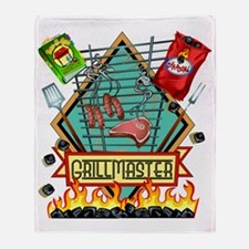 grillmstr1 Throw Blanket