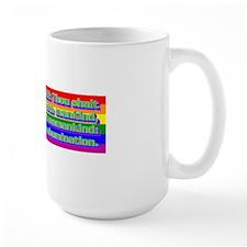 Le18-22(bumper sticker) Mug