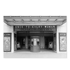 Rialto Movie Theater Postcards (Package of 8)