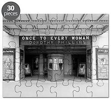 Rialto Movie Theater Puzzle