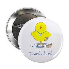 Track Chicks Button