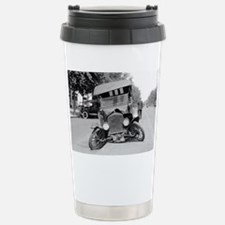 Crashed Ford Model T Stainless Steel Travel Mug