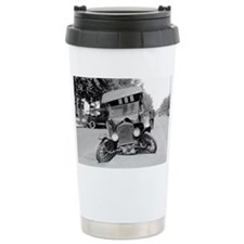 Crashed Ford Model T Travel Coffee Mug