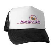 Heal Your Life Workshop Ldr  With Hear Trucker Hat