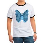 Butterfly Prostate Cancer Ringer T