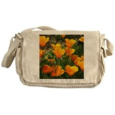 Flock of Buttercups A Messenger Bag