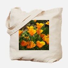 Flock of Buttercups A Tote Bag