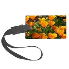Flock of Buttercups A Luggage Tag