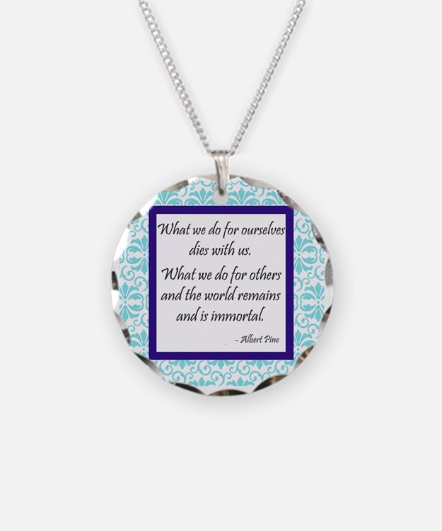 Immortal Necklace
