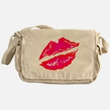 kiss 4000 trans.png Messenger Bag