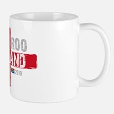 England Shirt Just Roo It Mug