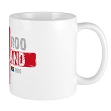 England Shirt Just Roo It Small Mug