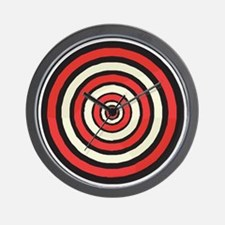dartboard3 Wall Clock