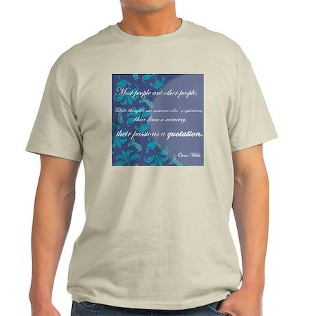 MostPeople Light T-Shirt