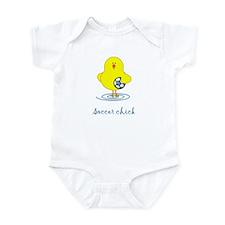 Soccer Chicks Infant Bodysuit