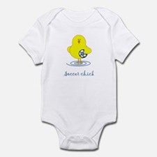 Soccer Chicks Infant Bodysuit
