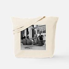 Bootleg Liquor Raid Tote Bag