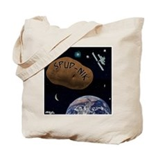 Spud-Nik Tote Bag