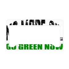 gogreennow License Plate Holder