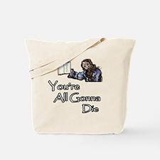 Nostradamus Tote Bag