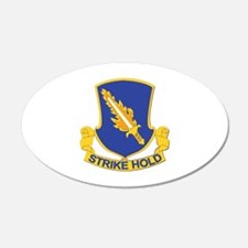 DUI - 1st Brigade Combat Team Wall Decal