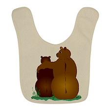 Bear Hugs Bib