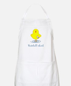 Baseball Chicks BBQ Apron