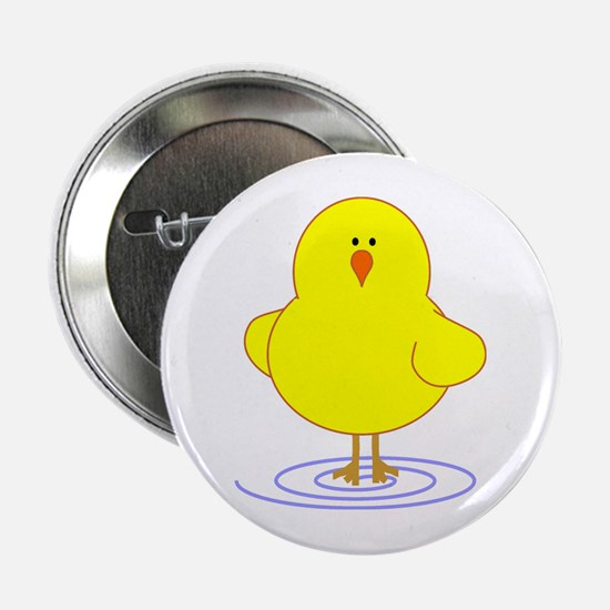 "Chick 2.25"" Button"