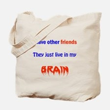 DID Family Tote Bag