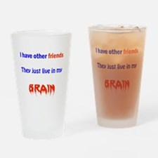 DID Family Drinking Glass