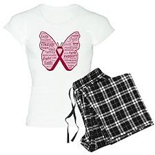 Butterfly Multiple Myeloma Pajamas