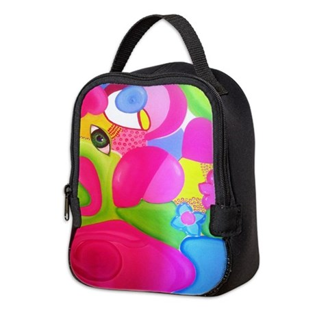 pure love Neoprene Lunch Bag