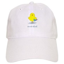 Smart Chick Baseball Cap