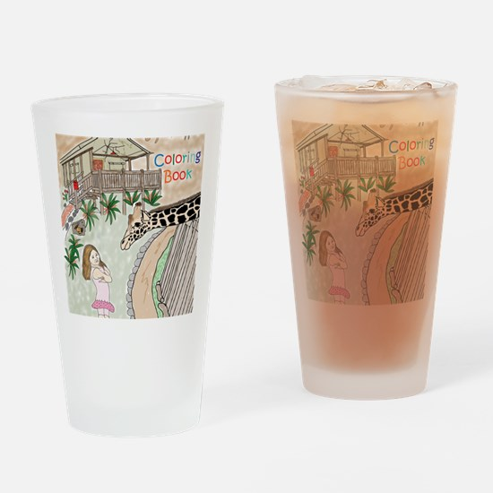 Covercolor2 Drinking Glass
