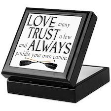 love many Keepsake Box