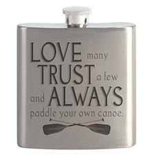 love many Flask
