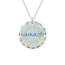 namaste_cool_trnspt_logo Necklace