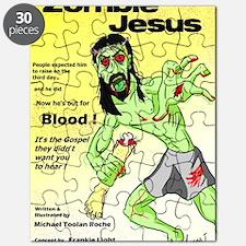 Zombie Jesus Puzzle