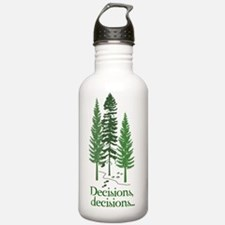 2-decisions Water Bottle