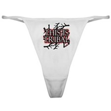 This is tribal png Classic Thong