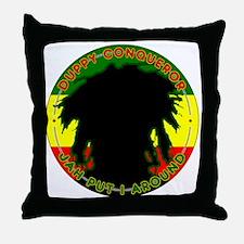 BM01a Throw Pillow