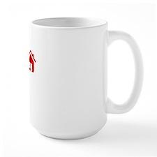 I L H M 02 on black png Mug
