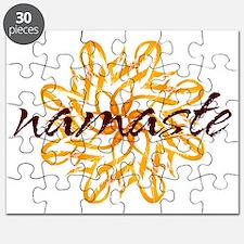 namaste_warm_white Puzzle