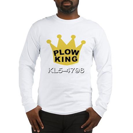 PLOW KING DARK Long Sleeve T-Shirt