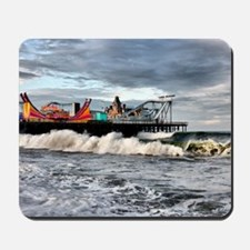 Casino Pier Mousepad