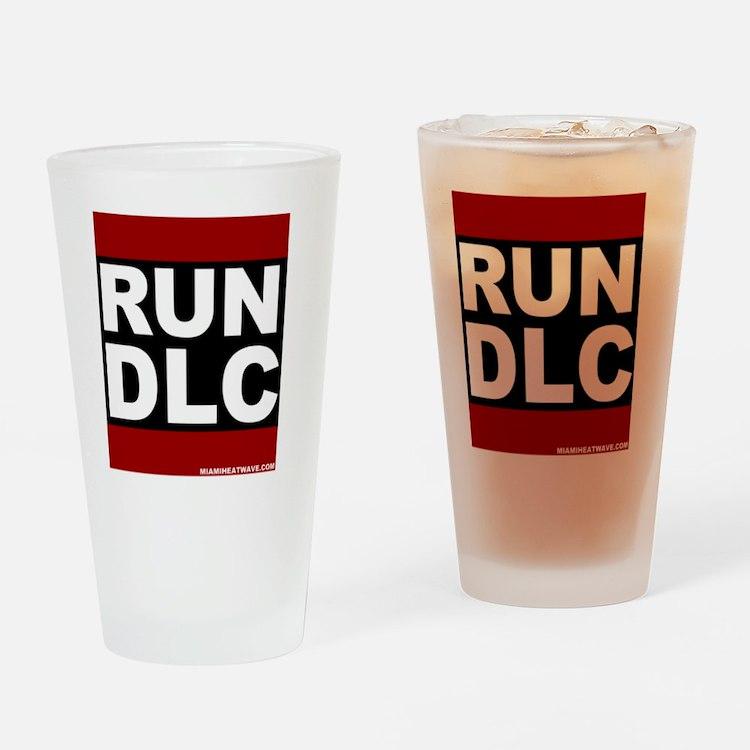 run_dlc_large_MHW_white Drinking Glass